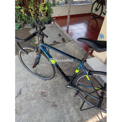 Sepeda Roadbike Polygon Strattos S4 2021 Bejas Mulus Nominus Harga Nego - Sukoha
