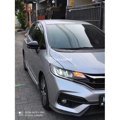 Mobil Honda Jazz RS matic 2018 Bekas Orisinil Siap Pakai Terawat - Semarang