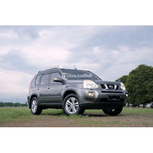Mobil Nissan X-Trail XT 2010 Bekas Terawat Surat Lengkap Harga Nego - Bandung