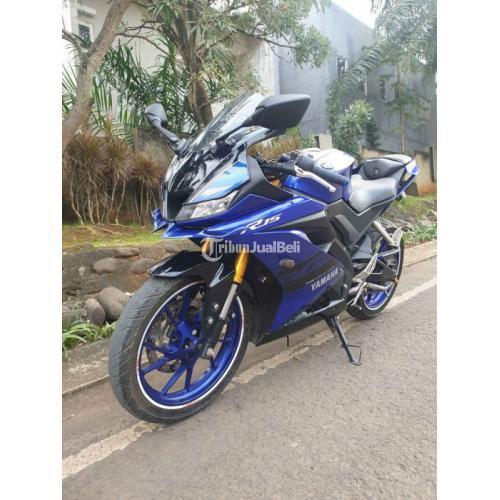 Motor Yamaha R15 v3 2019 Bekas Mulus Pajak Hidup Harga Nego - Tangerang