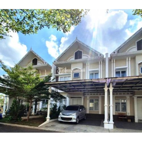 Rumah Sudah Renovasi Semi Furnished Cluster Thames Jakarta Garden City