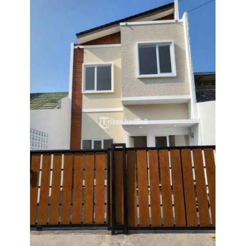 Dijual Rumah BSD Nusa Loka 72/100 4KT 4KM Garasi Luas - Tangerang Selatan