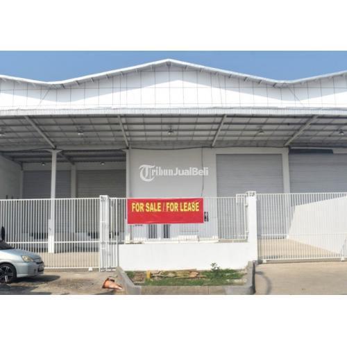 Gudang Loading Dock Baru Kawasan Industri Delta Silicon Lippo Cikarang