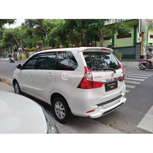 Mobil Toyota Avanza 1.3 G AT 2017 Bekas Tangan 1 Harga Murah - Kediri