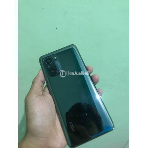 HP Xiaomi Poco F3 RAM 6/128GB Fullset Bekas No Minus Mulus - Gresik