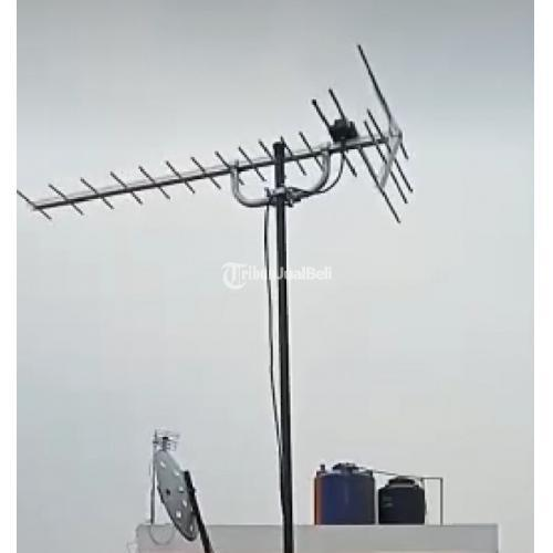 Agen ahli pasang antena TV tanah Abang Jakarta pusat