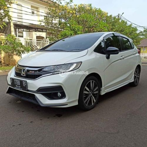 Mobil Honda Jazz RS 2018 KM Rendah Bekas Mulus Pajak Hidup - Jakarta Timur