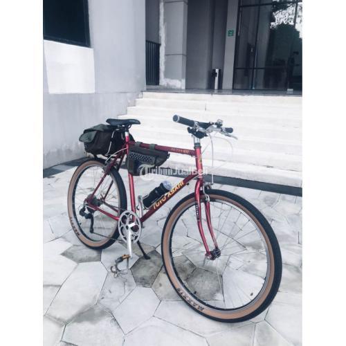 Sepeda TOYO ASAHI SPIRIT 800 (Limited Edition) Bekas Mulus Normal - Depok