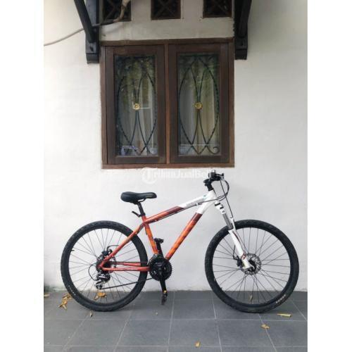 Sepeda MTB Polygon Premiere 3 Garuda Indonesia Special Edition) Bekas Harga Nego