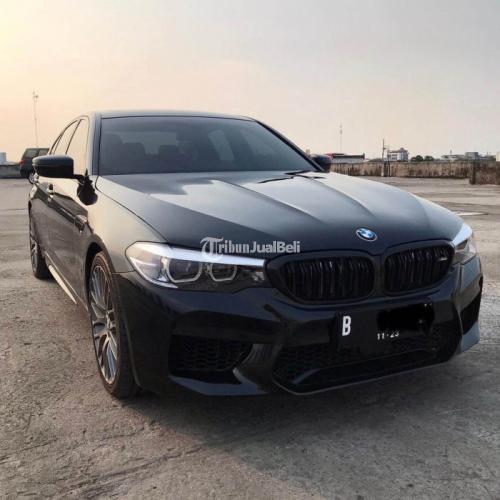 Mobil BMW 530i Luxury Line Nik 2018 Full Convert Black Bekas Nego - Jakarta