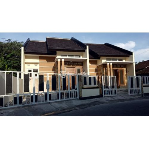 Rumah Siap Huni Baru Ready 2 Unit di Ringroad Barat di Gamping - Sleman