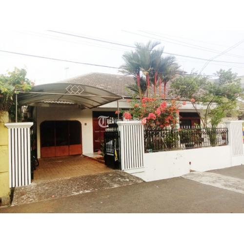 Dijual Rumah di Johar Baru Jakarta Pusat Dekat Stasiun Senen, Monas, Gambir - Jakarta Pusat