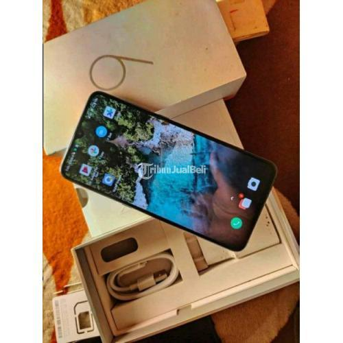 HP Xiaomi Mi 9 RAM 6/128GB Blue Snapdragon 855 Bekas Fullset - Surabaya