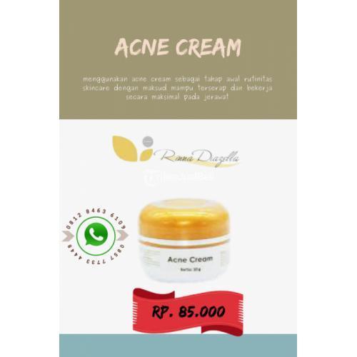 Bagaimana Urutan yang Tepat agar Memakai Acne Kream dalam Rutinitas Skincare