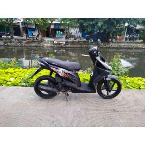 Motor Honda Beat 2009 Bekas Surat Lengkap Mesin No Rembes Nego - Jakarta Utara