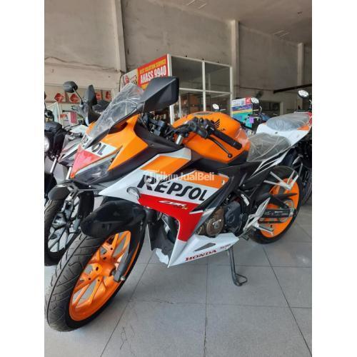 Motor Honda CBR 150 Repsop 2019 Baru Surat Lengkap Siap Pakai - Solo