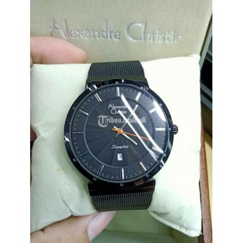 Jam Tangan Alexander Christie 8385MD Bekas Original Harga Nego - Bekasi