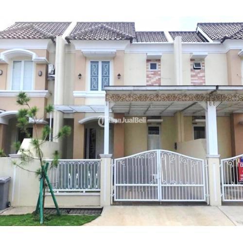 Rumah Cluster Royal Villas Perumahan The Royal Residence Jakarta Timur