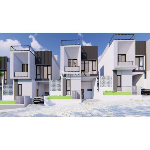 Rumah Baru di Kota Batu Malang Dekat Wisata Jatim Park 3 dan Alun-alun Kota Batu