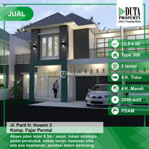 Rumah Fajar Permai Parit Haji Husin 2 Pontianak Kalimantan Barat