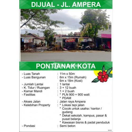Tanah Ampera Pontianak Kalimantan Barat