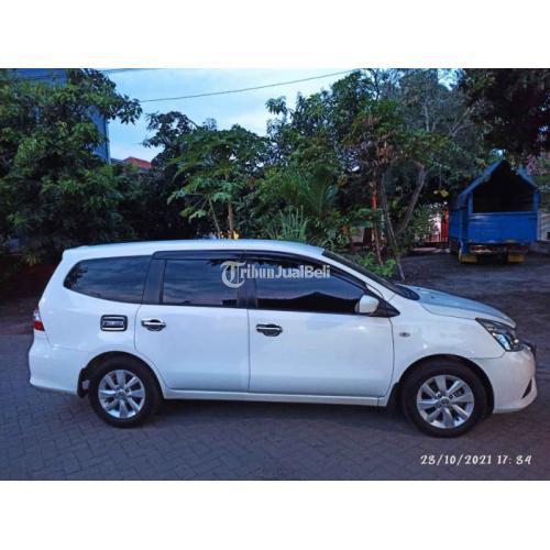 Mobil Nissan Grand Livina Facelift 2014 Tipe SV Bekas Terawat - Sidoarjo