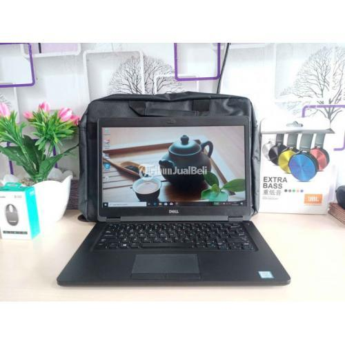 Laptop Dell Latitude 5490 Minimalis RAM 8GB Windows 10 No Minus - Yogyakarta