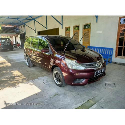 Mobil Nissan Grand Livina SV 2014 Manual Bekas Full Orisinil Terawat - Semarang