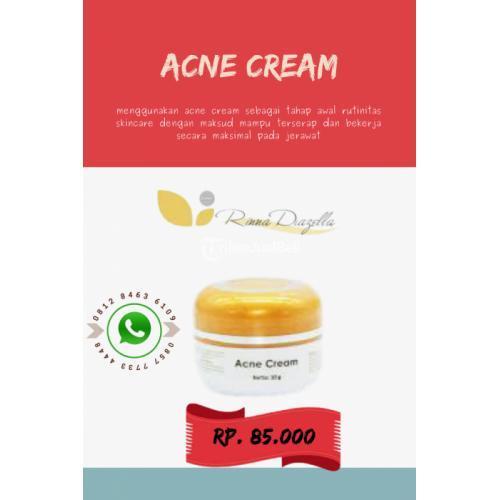 Rangkaian yang Benar untuk Mengaplikasikan Acne Cream dalam Rutinitas Skincare