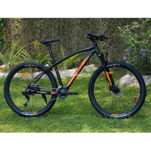 Sepeda MTB Thrill Cleave Elite Baru Frame Alloy Size 27.5 Inc - Kediri