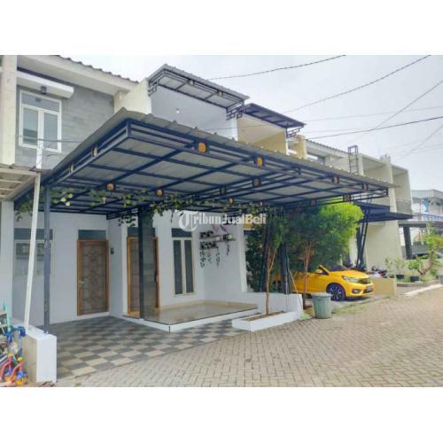Dijual Rumah Jatibening LT.90m2 Dalam Cluster Bebas Banjir - Bekasi