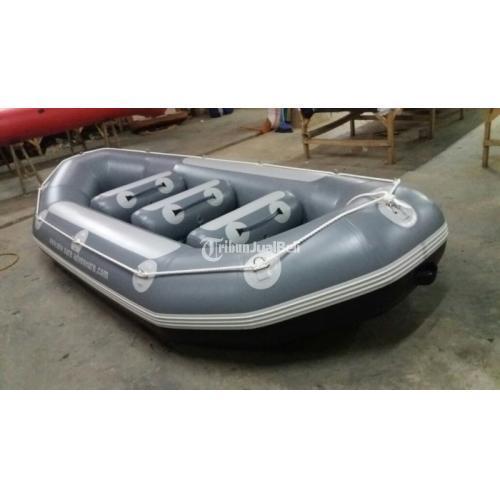 Perahu Karet Rafting Murah Kapasitas 8 Orang Harga Murah - Tangerang
