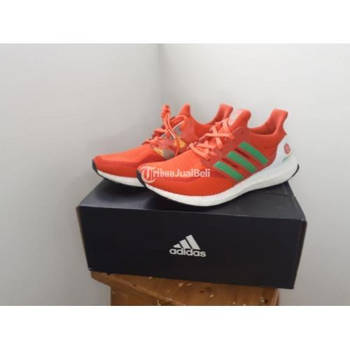 Sepatu Sneakers Adidas Ultraboost 2.0 Pack Shenyang Size 42 Like New - Tangerang