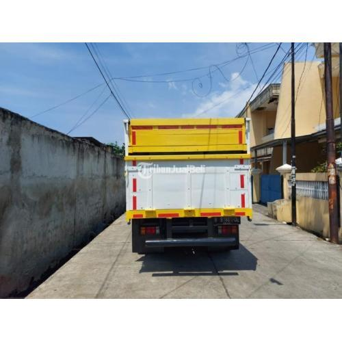 Truk Isuzu ELF 2018 Tipe NMR 71 HD 125PS Surat Lengkap Pajak Bekas Mesin Mulus - Jakarta Barat