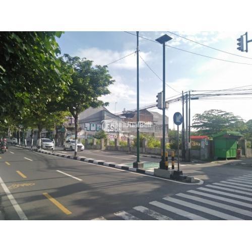 Dijual Tanah GONDOMANAN Eks Mbah Petruk Jl Brigjend.Katamso Kodya - Yogyakarta
