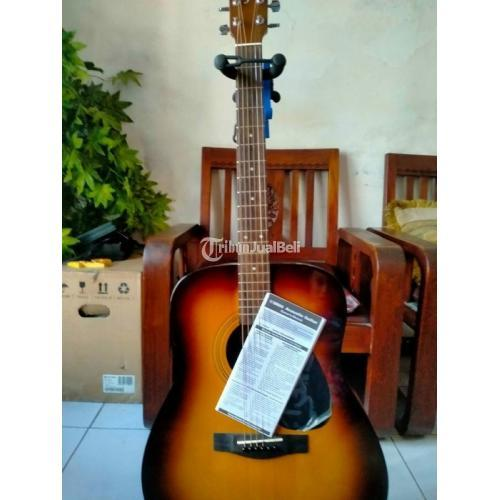 Gitar Yamaha F310 Sunbrust Bekas Like New Upgrade Buku Lengkap - Jakarta
