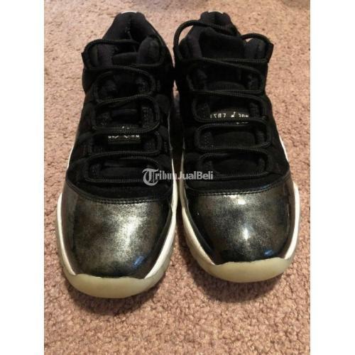 Sepatu Air Jordan Low Sdan Nike Size 38 Bekas Mulus Siap Pakai - Jakarta Utara