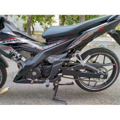Motor Honda Sonic R 150CC 2016 Bekas Mesin Halus Harga Nego - Semarang