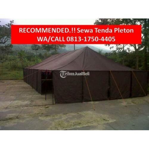 Sewa Tenda Pleton AKATARA OUTDOOR Harga Murah Persyaratan Mudah - Bekasi