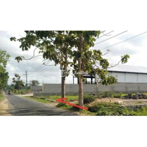 Dijual Tanah STRATEGIS, 50 Meter Utara RS PKU GAMPING.Jln Aspal-Mobil Papasan - Sleman