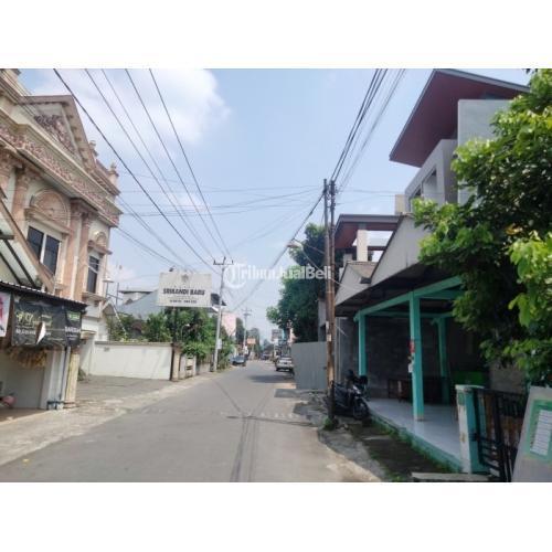 Dijual Tanah STRATEGIS di Jl.PANDEGA KARYA,Jl Kaliurang Km 5. Depan HOTEL SRIKANDI BARU - Sleman
