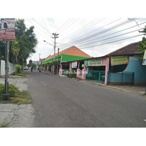 Dijual Tanah Timoho Jl. Balirejo No.1 Kodya Yaogyakarta Bonus Rumah SHM IMB - Jogja