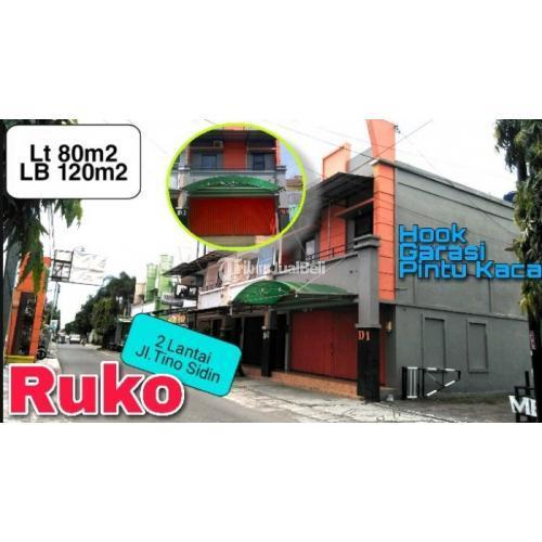 Dijual Ruko 2 Lantai Hook Ada Garasi di Belakang Utara RSKIA Kahyan Kadipiro - Jogja
