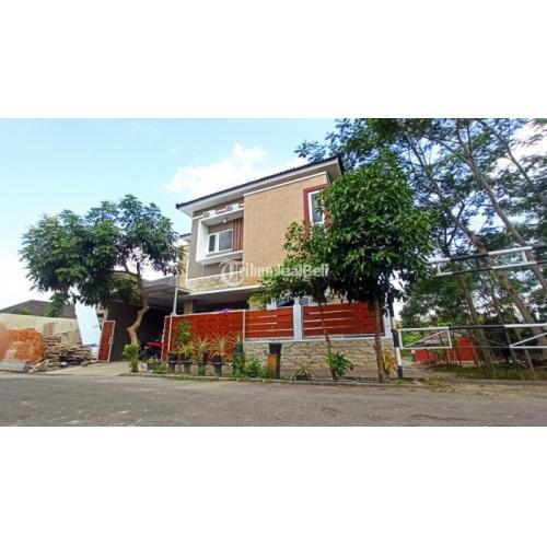 Dijual Rumah 2 Lantai FULL FURNISHED-SIAP HUNI,5 Kamar.Samping Perum PERTAMINA Purwomart - Sleman