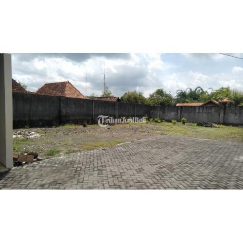 TANAH KAVLING-CLUSTER Lt 123m2-tinggal BANGUN,Utara Perum Merapi Viewv - Sleman