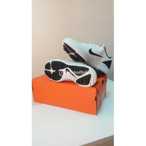 Sepatu Golf Nike Infinity G New Original White Size 40.5 dan 41 - Jogja