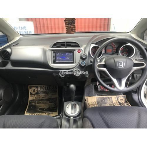 DIjual Mobil Honda Jazz RS AT 2014 Low KM Bekas Surat Lengkap - Tangerang