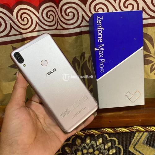 HP Asus Zenfone Max Pro M1 6/64GB Bekas Segel Mulus Nominus Fullset - Jogja