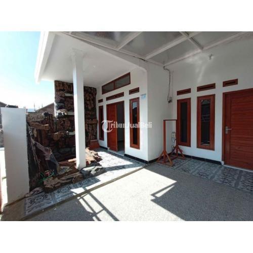 Dijual Rumah Baru Luas 72m² Posisi Hook Lokasi Strategis Akses Jalan Lebar - Bandung