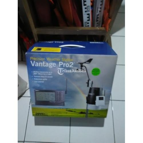 DAVIS Cabled Vantage Pro2 Plus (6162C) + USB Data Logger - Tangerang